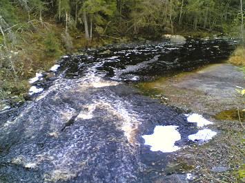 Kuva Kota- ja Konttijoki River